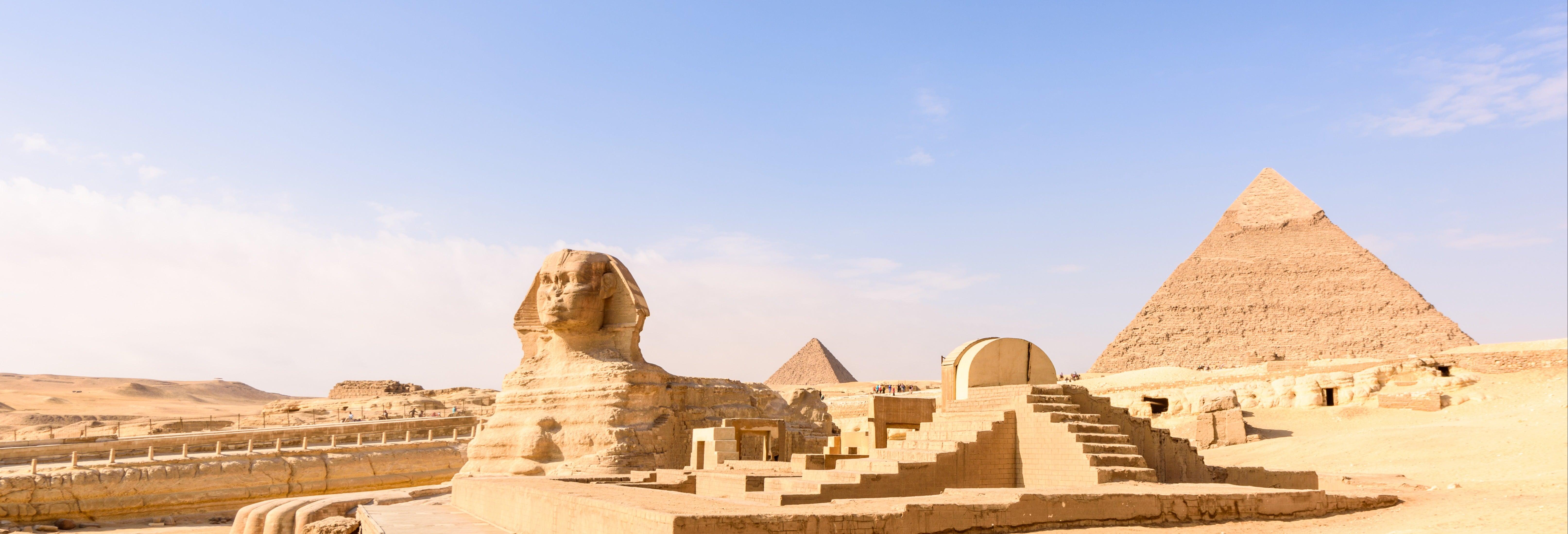 Circuit de 15 jours en Égypte tout inclus + Lac Nasser & Mer Rouge