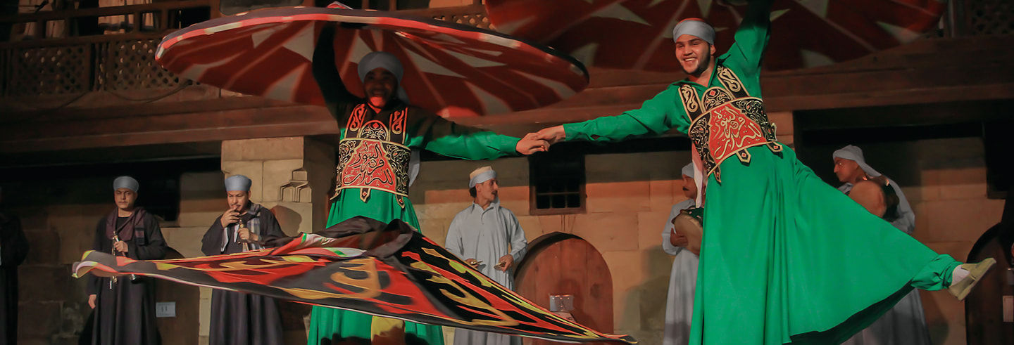 Whirling Dervish Show + Dinner