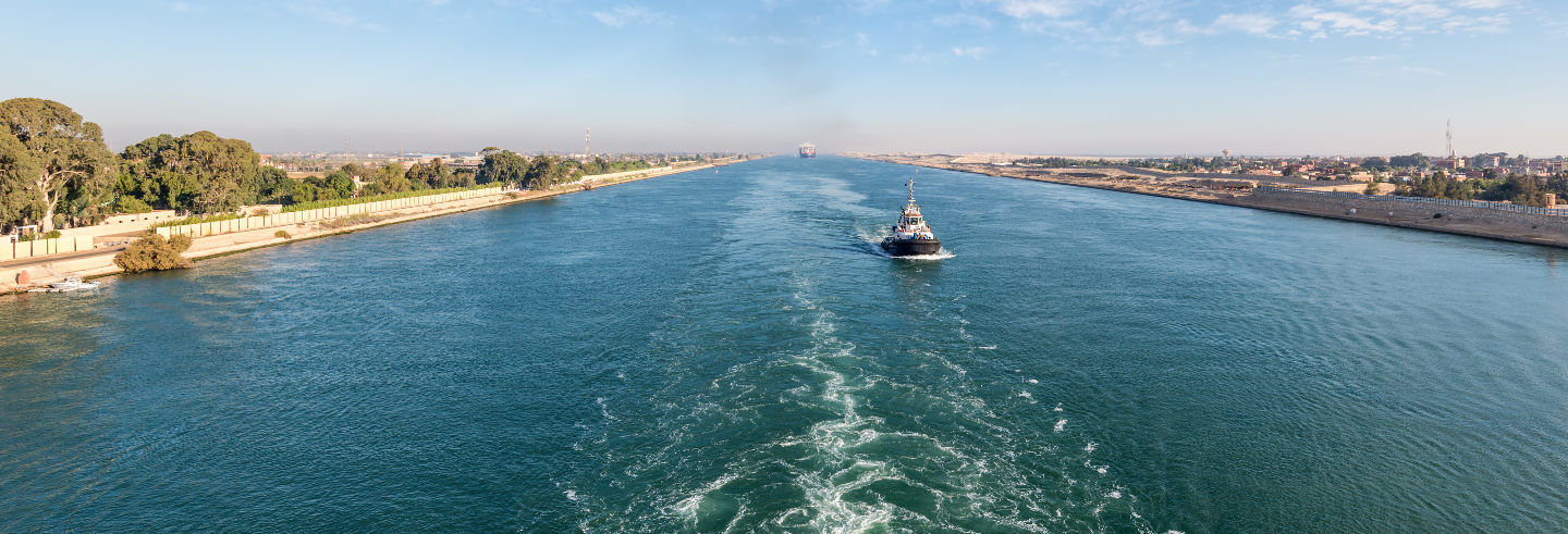 Excursion au Canal de Suez