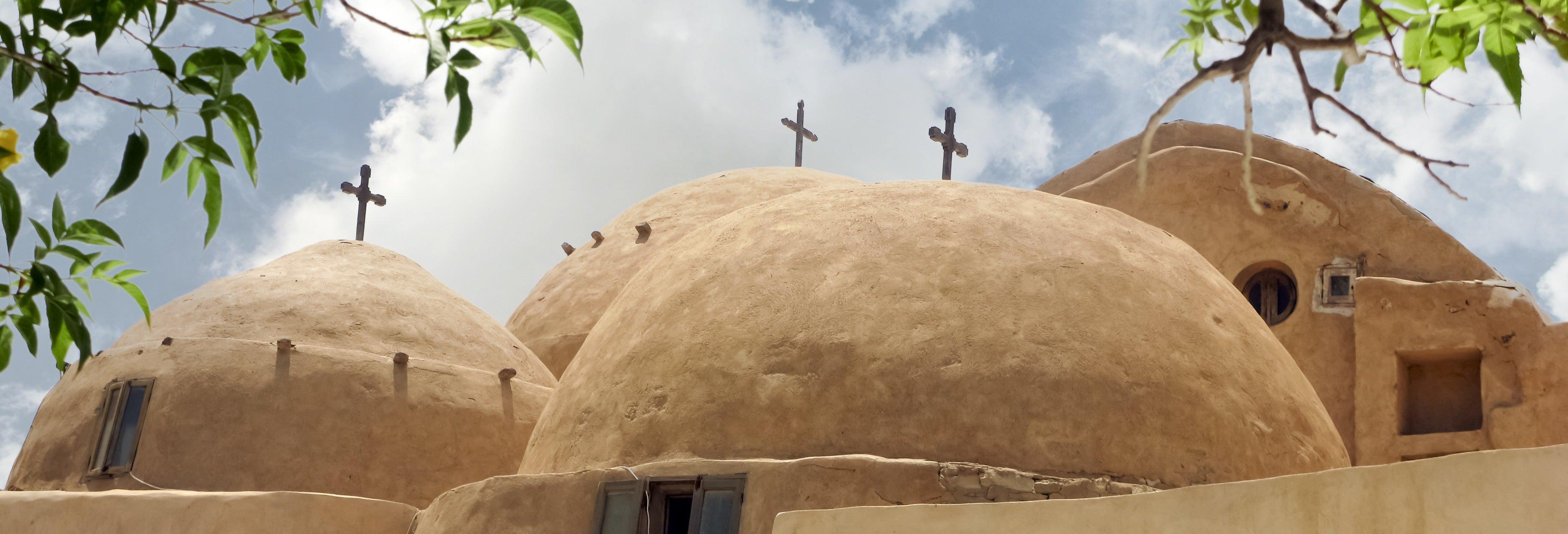 Excursion à El Alamein et aux monastères de Wadi El Natroun