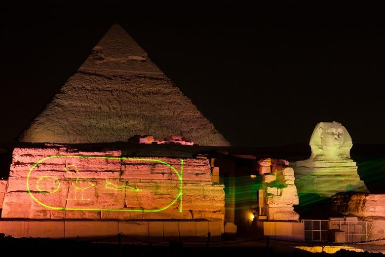 ,Pirámides de Gizeh,Pyramids of Giza