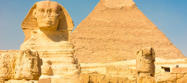 Pirámides de Giza, Menfis y Saqqara
