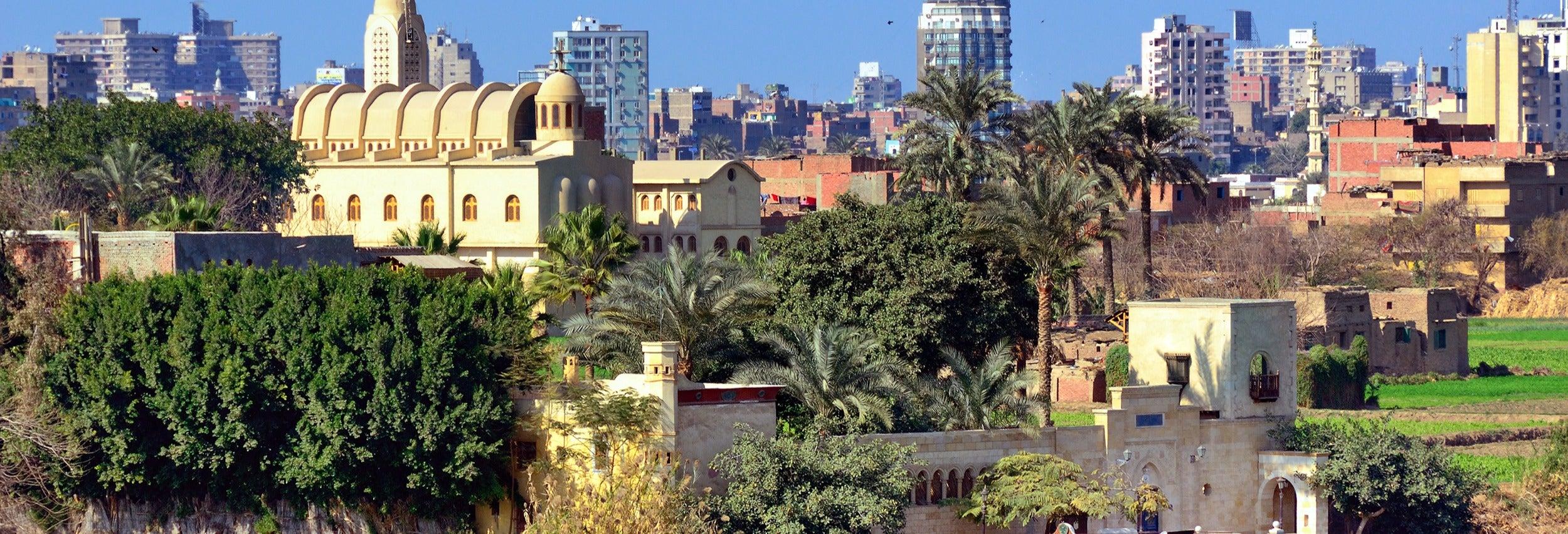 Visita guiada por el barrio copto