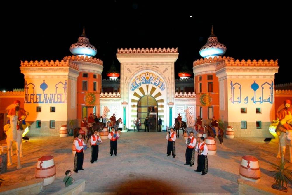 Arabian Nights Show in Hurghada - Book Online at Civitatis.com
