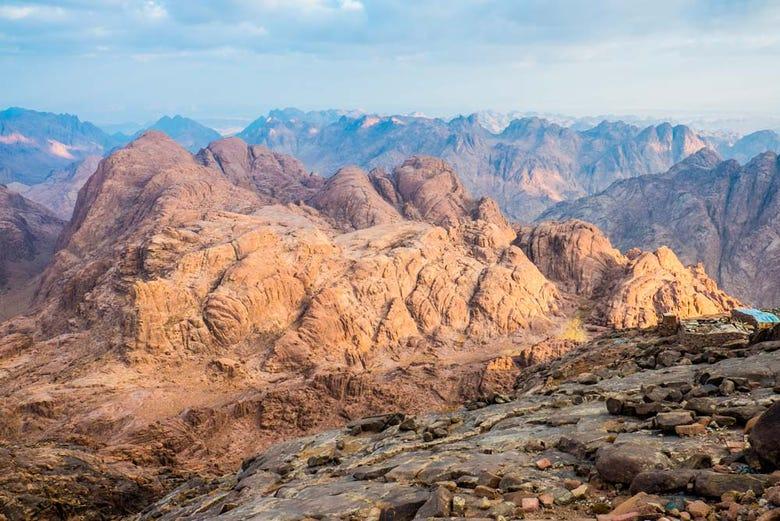 ,Excursión a Monte Sinaí,Excursión a Monasterio de Santa Catalina