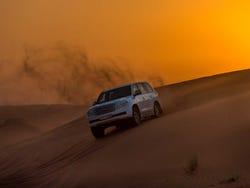 ,Excursión a Monte Sinaí,Cena en el desierto