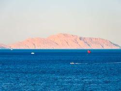 ,Excursión a la Isla Tirán,Submarinismo