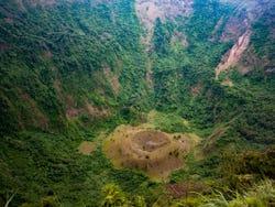 ,Excursión a Parque Nacional El Boquerón,Excursion to Cerro Verde  National Park