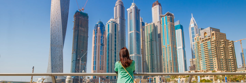 Excursão a Dubai
