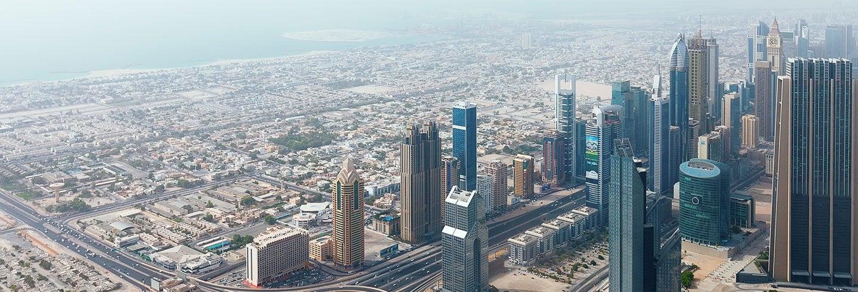 Paseo en hidroavión por Abu Dhabi