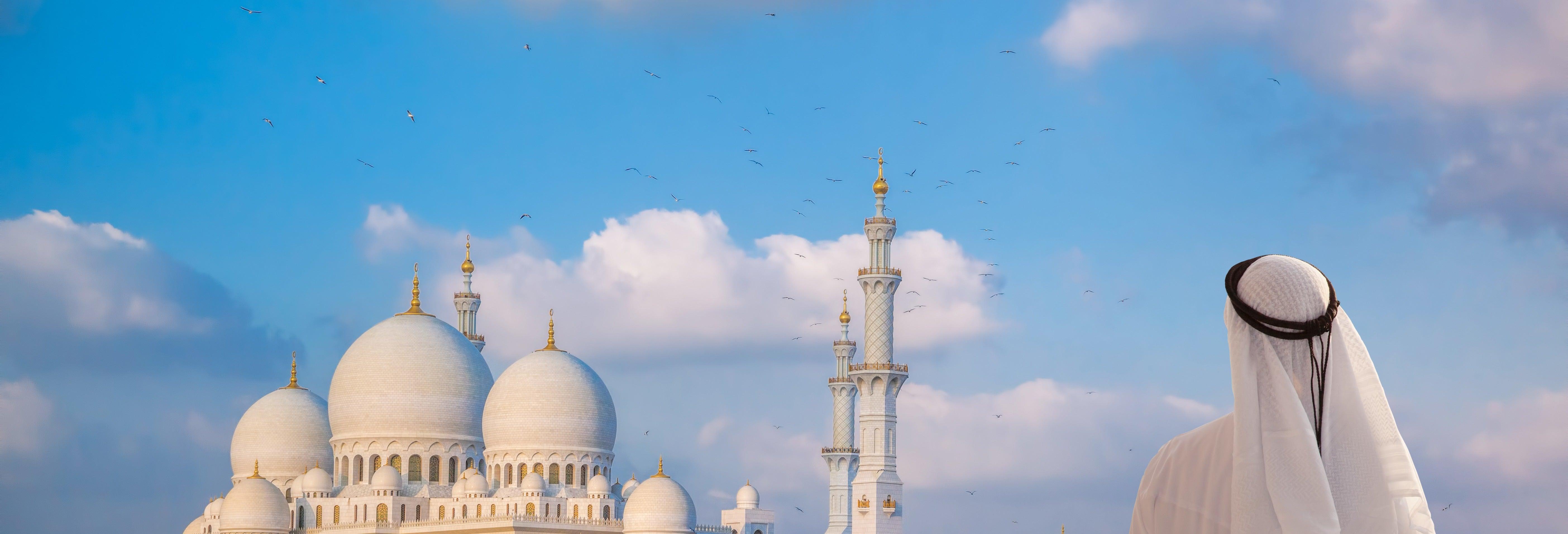Visita guiada por Abu Dhabi