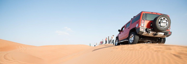 Desert Safari VIP en Hummer H2