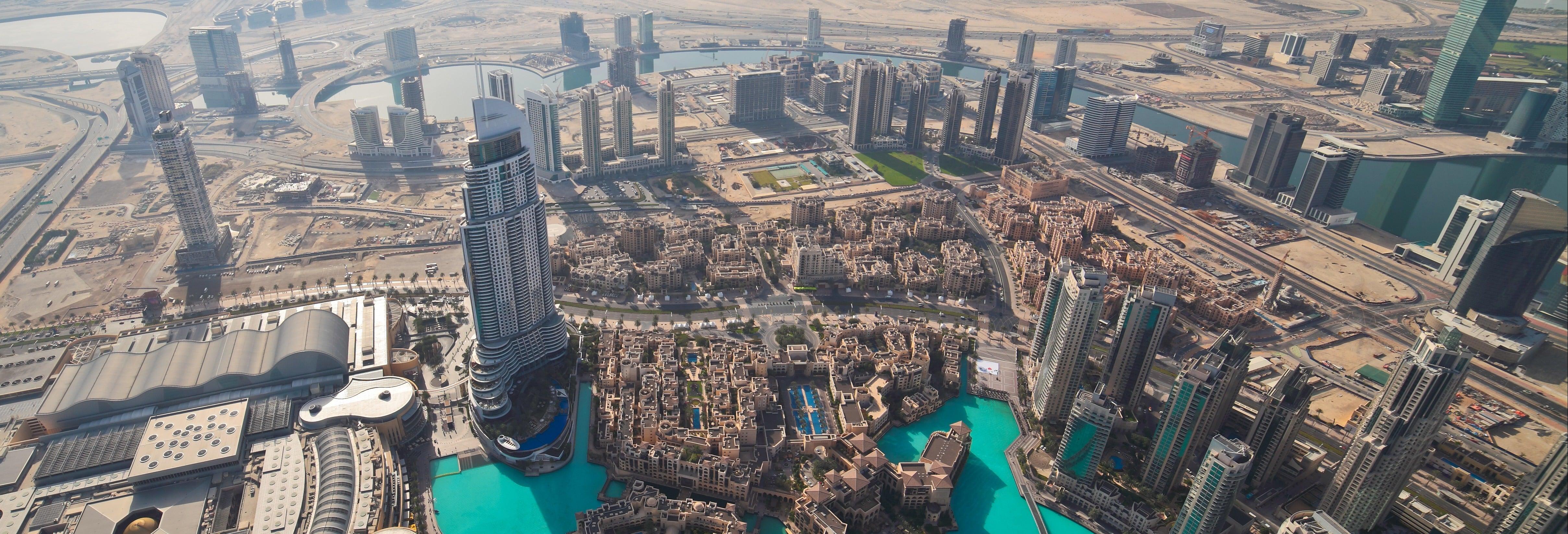 Ingresso do Burj Khalifa até o 148º andar!