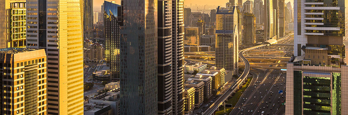 Come arrivare a Dubai