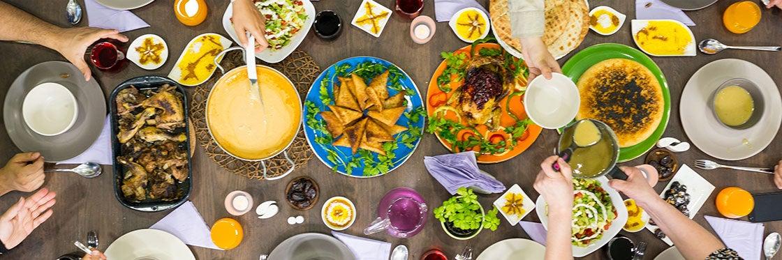 Dónde comer en Dubái
