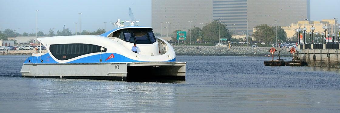 Ferry de Dubaï