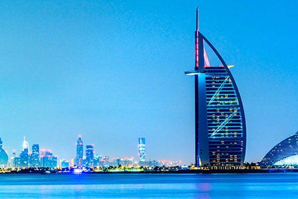 Monumentos Y Atracciones Turísticas De Dubái
