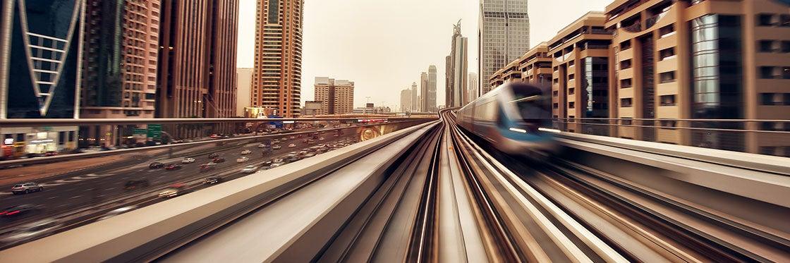 Metro di Dubai