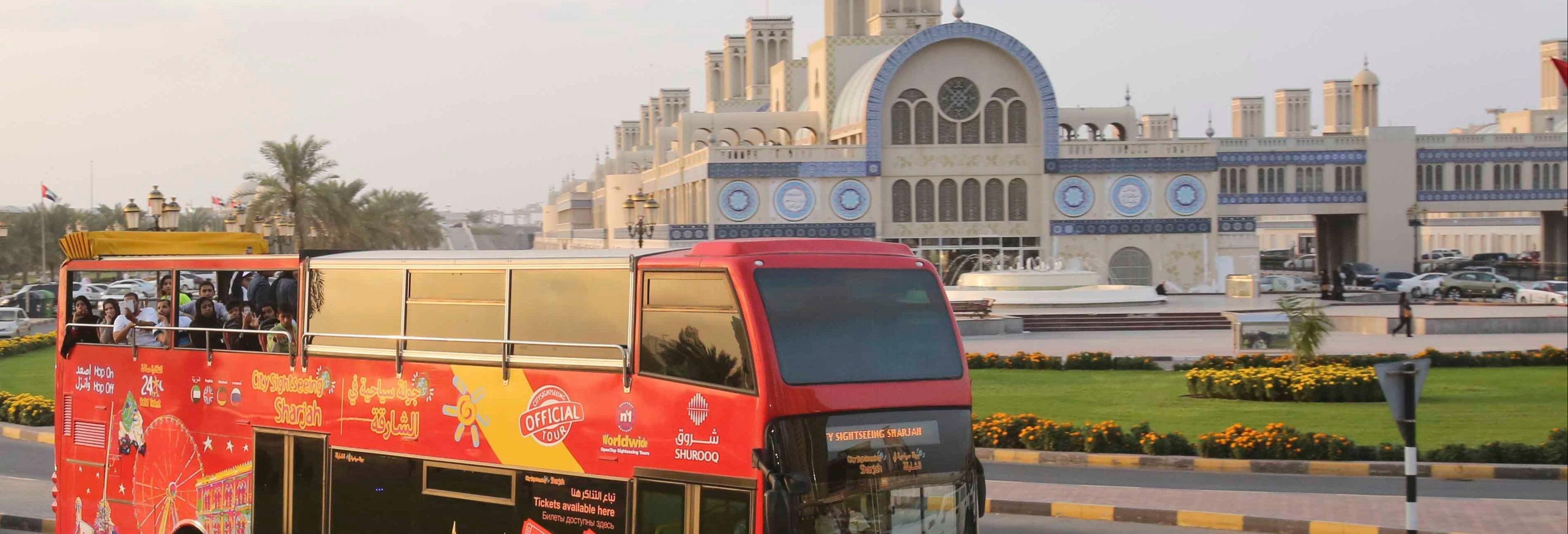 Bus touristique de Sharjah