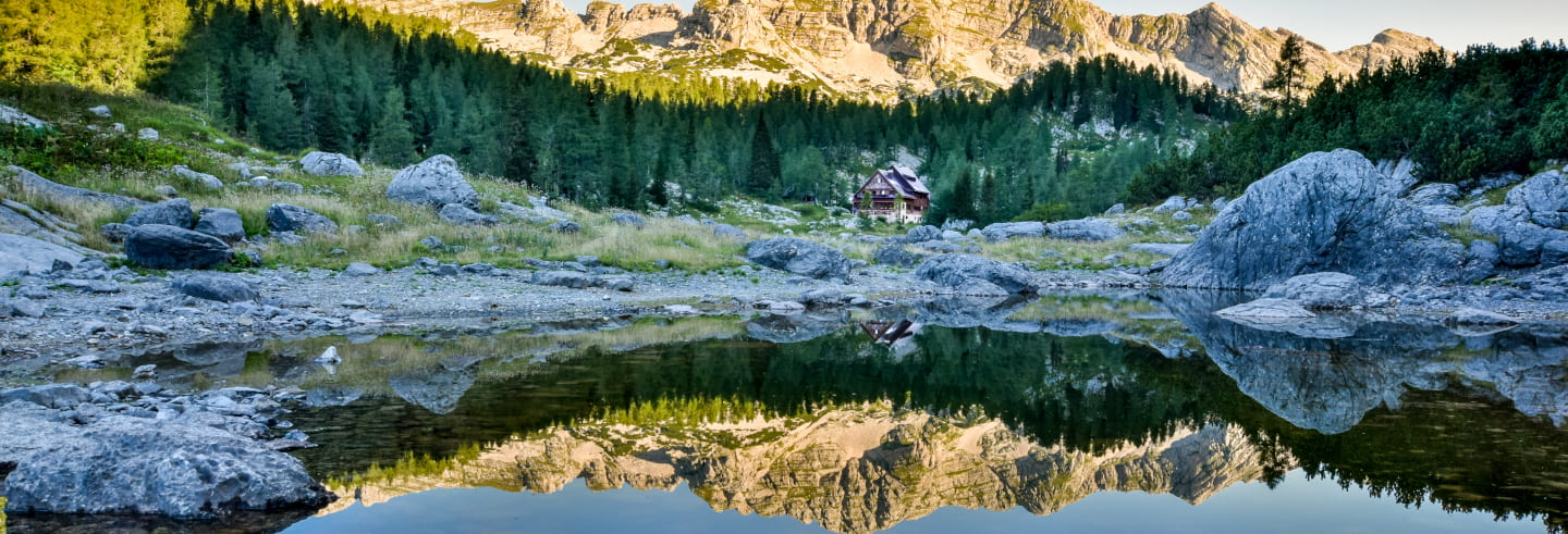 Day Trip to Triglav National Park & Soca Valley