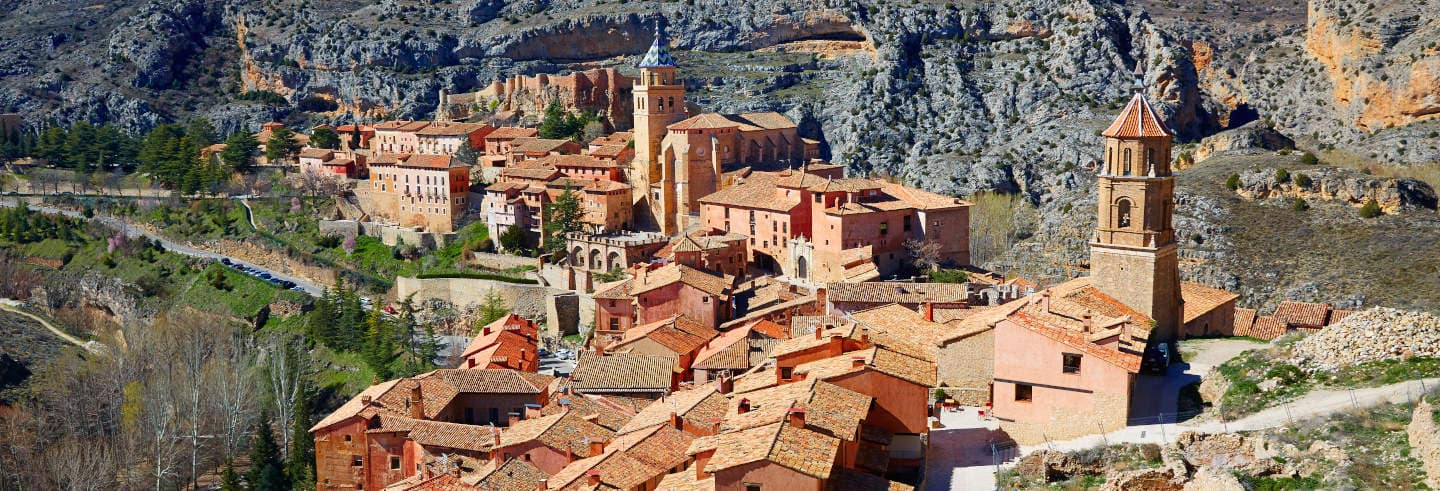 Tour privado por Albarracín