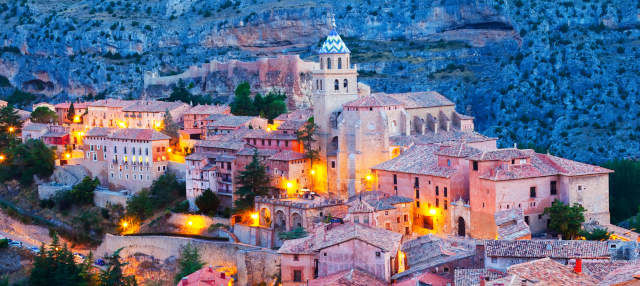 Visita guiada por Albarracín