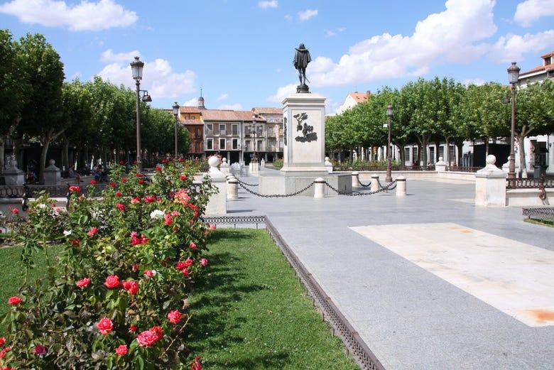 Visite privée d'Alcalá de Henares