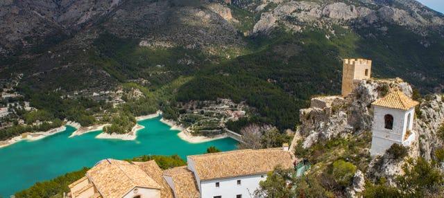 Excursión a Guadalest y las Fuentes del Algar