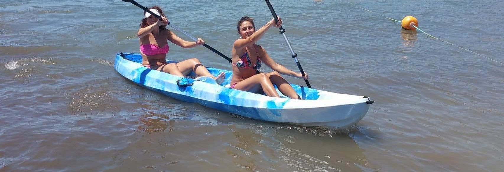 Tour en kayak por el Cabo de las Huertas