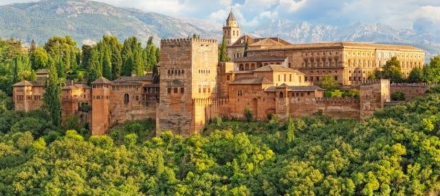 Excursión a Granada y visita a la Alhambra