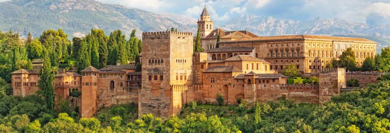 Excursão a Granada e visita à Alhambra
