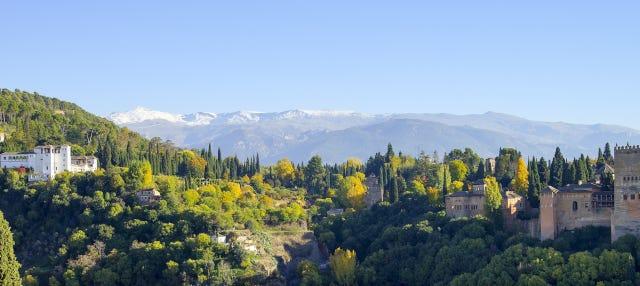 Excursión a Sierra Nevada y Guadix