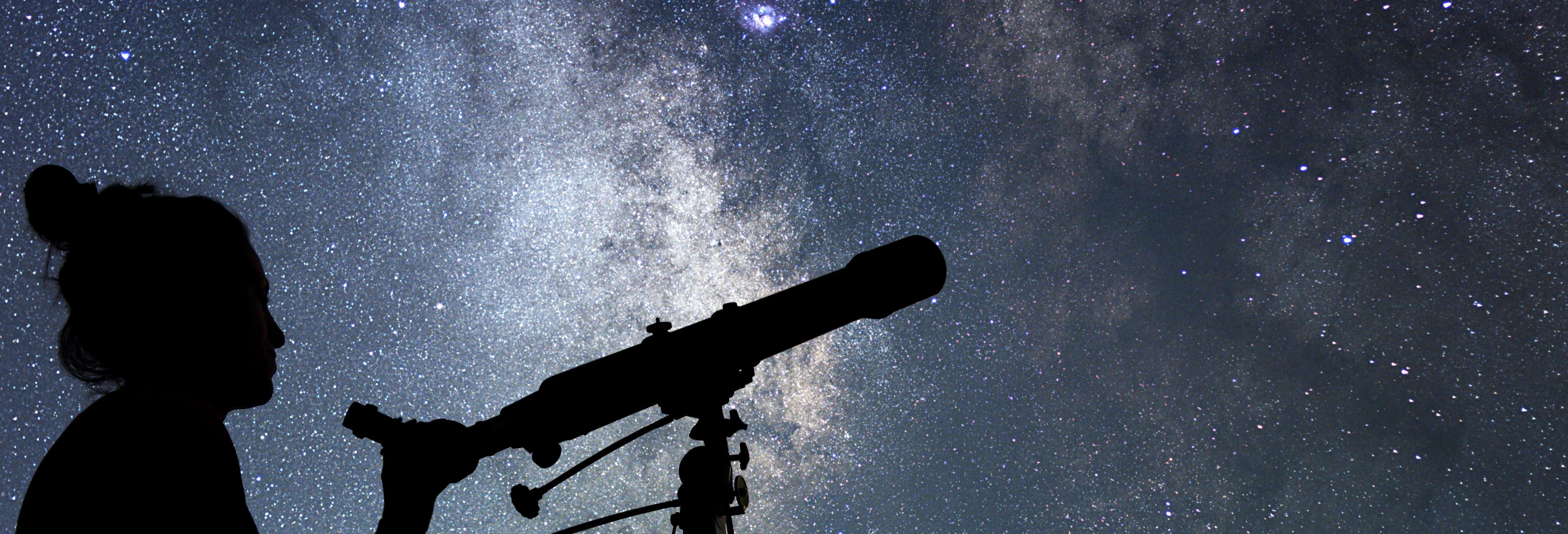 Observación de estrellas en Cabo de Gata