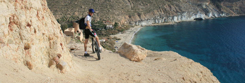 Tour en bicicleta por las playas de San José