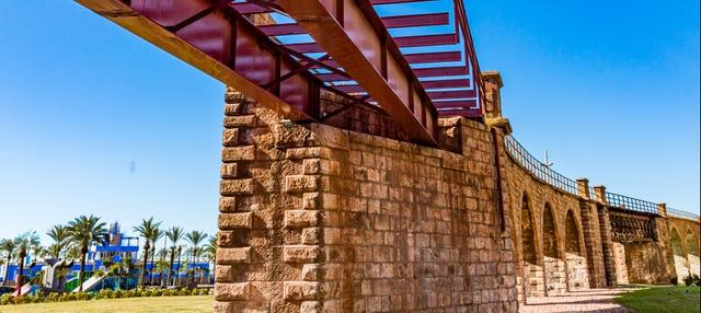 Tour por los monumentos de hierro de Almería