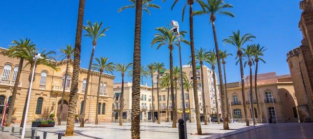 Visita guiada por Almería