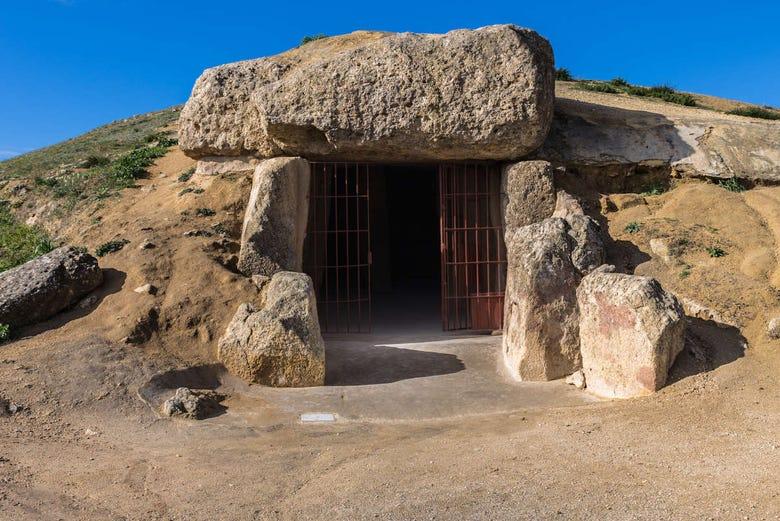 Visite guidée du Torcal et des Dolmens d'Antequera