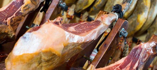 Ruta del jamón ibérico por la Sierra de Aracena