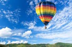 Excursiones visitas guiadas y actividades en aranda de duero - Paseo en globo valencia ...