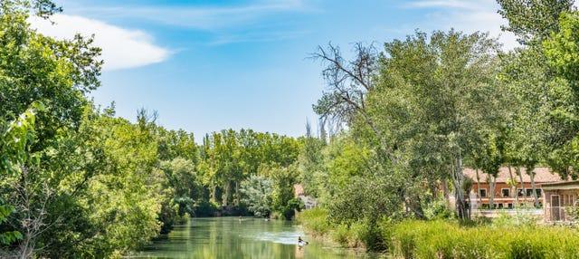 Paseo en barco por Aranjuez