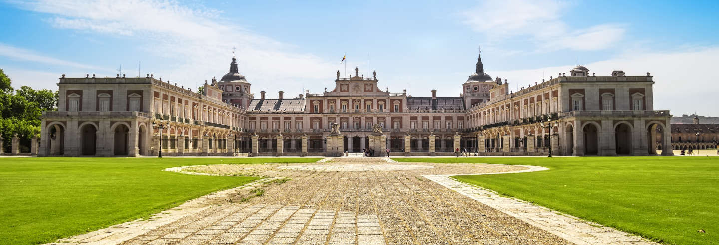 Tour privado por Aranjuez