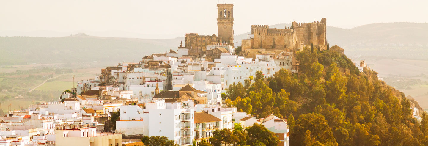 Arcos de la Frontera Walking Tour