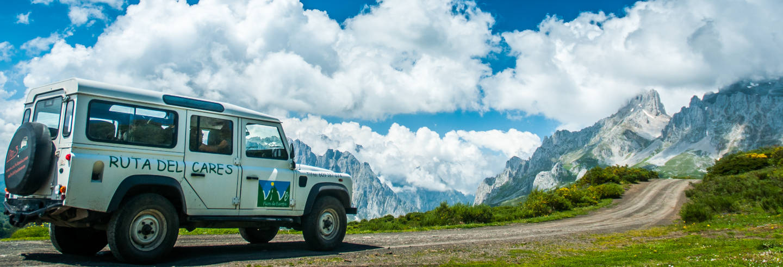 Tour en jeep por los Picos de Europa