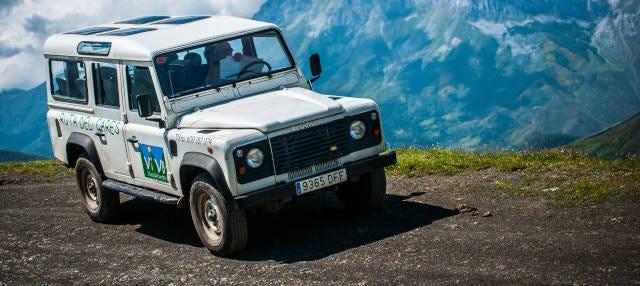 Tour en jeep + Senderismo por la Ruta del Cares