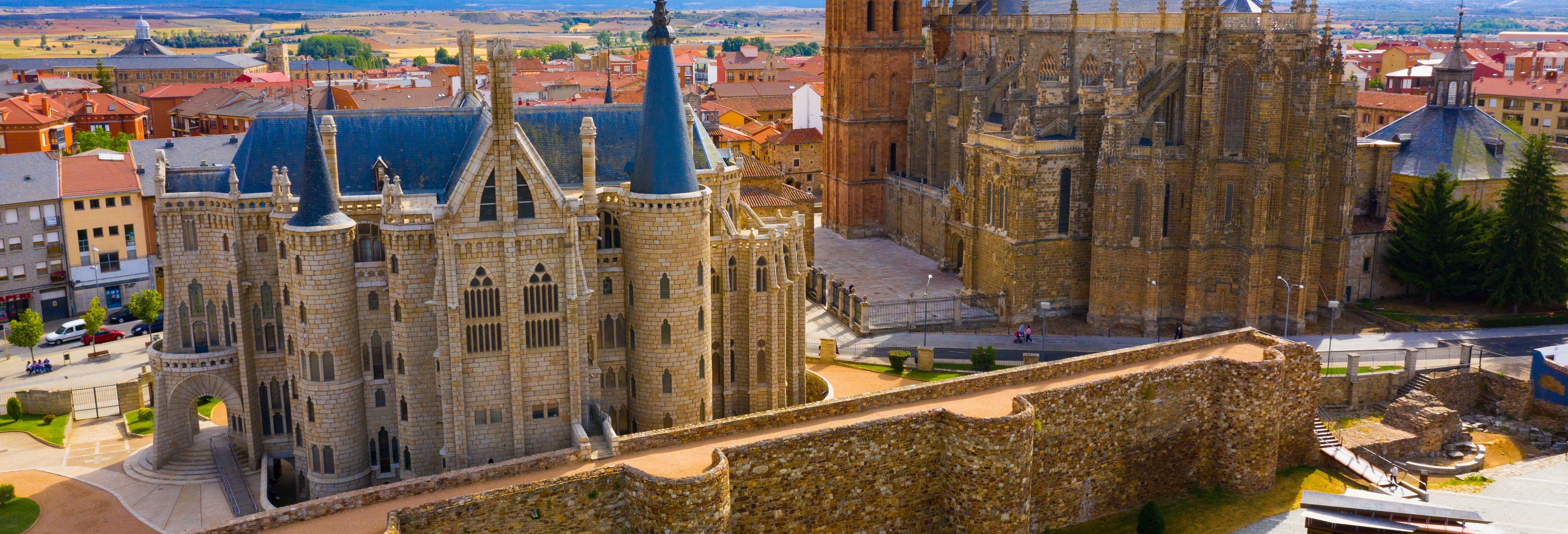 Free tour dans Astorga. C'est gratuit !
