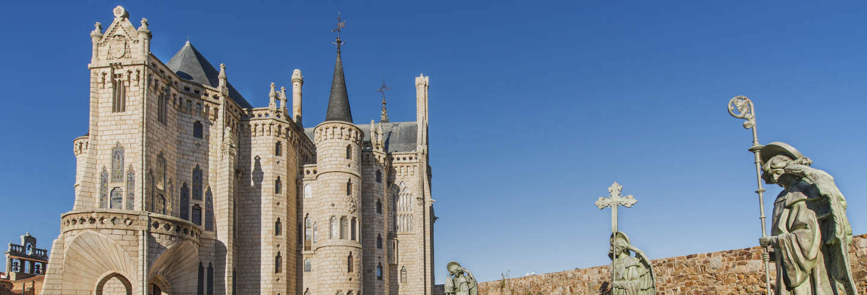 Visita guiada por el Palacio Episcopal de Astorga