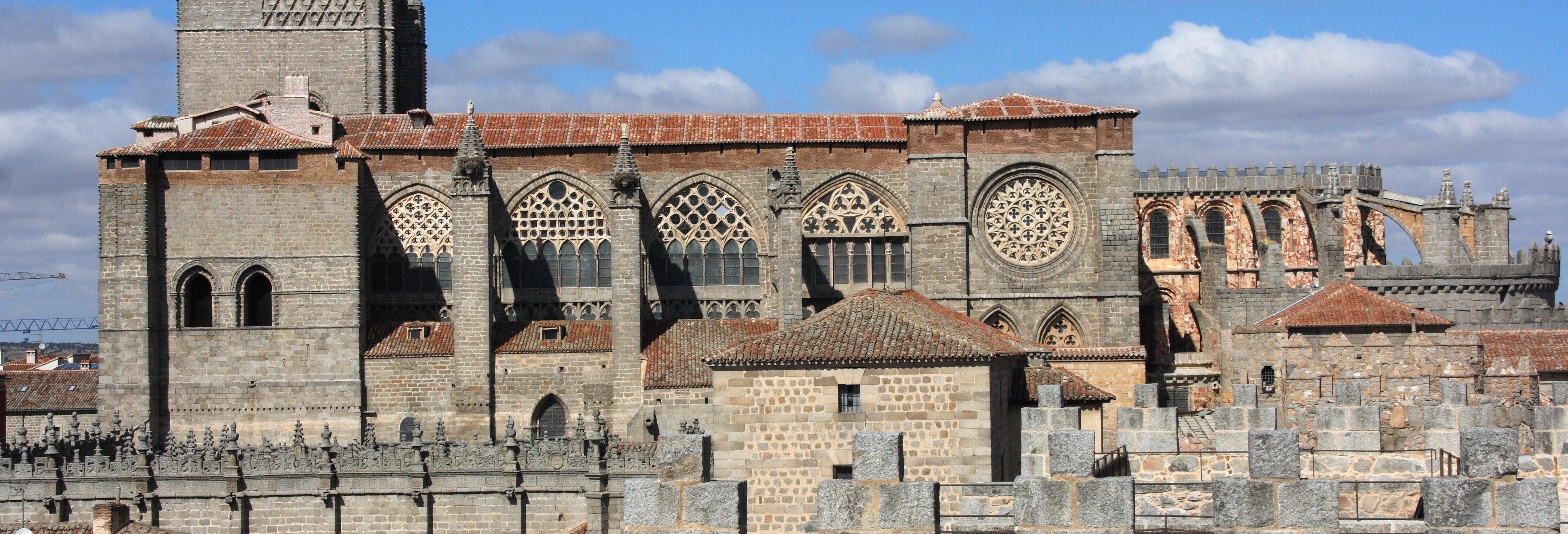 Tour pela Catedral de Ávila e Basílica de San Vicente