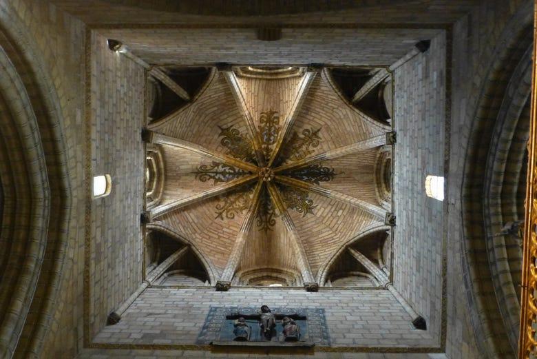 Cimborrio de la Basílica de San Vicente