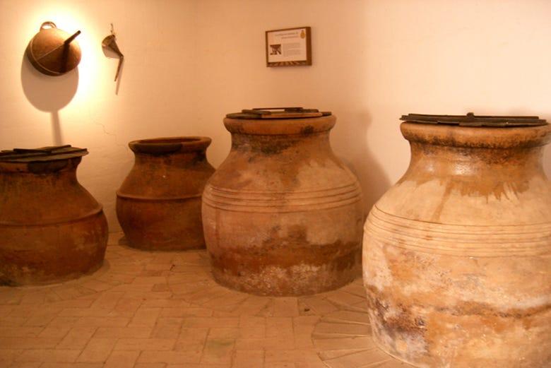 Entrée au Musée de l'Olivier + Visite de l'Almazara