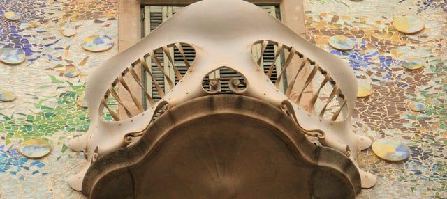 Entrada a la Casa Batlló sin colas